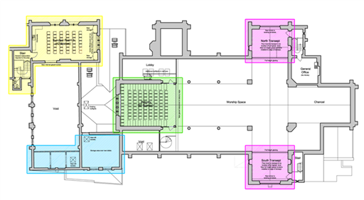 Proposed Floor Plans on spa floor plans